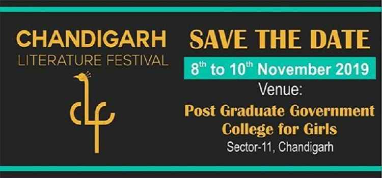Chandigarh Literature Festival Is Here Again! by Post Graduate Government College for Girls