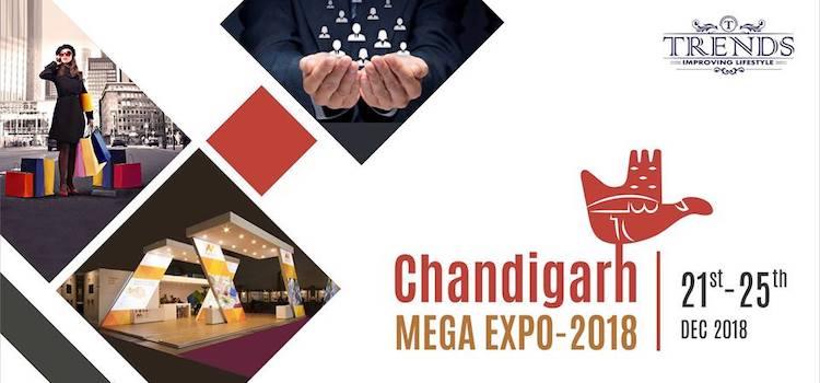 Chandigarh Mega Expo 2018 At Parade Ground, Chandigarh