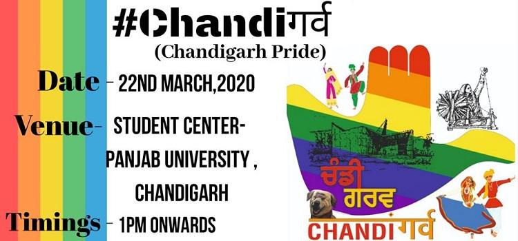 Chandigarh Pride Event At Punjab University by Panjab University