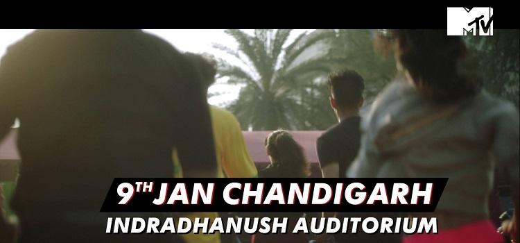 Chandigarh Roadies Audition At Indradhanush Auditorium