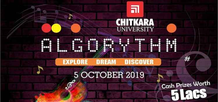 Algorythm 2019 Fest Is All Set To Rock You!!