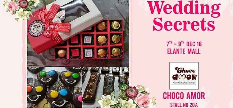 Save Your Dates For Choco Amor Exhibition At Elante, Chandigarh