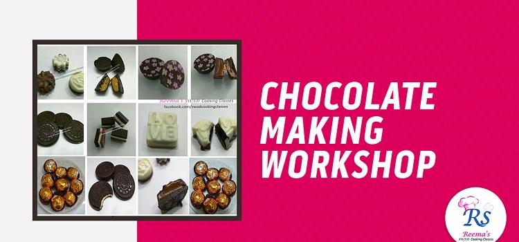 Chocolate Making Online Workshop