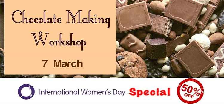 Women's Day Special Chocolate Making Workshop