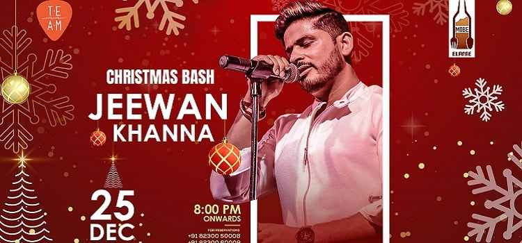 Christmas Bash With Jeewan Khanna At MOBE, Elante Mall