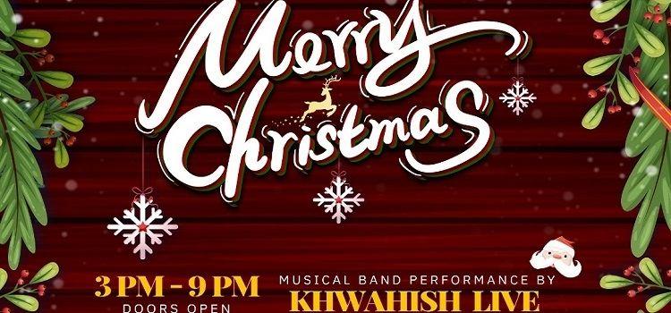 Christmas Bash At Regenta Central Cassia Zirakpur