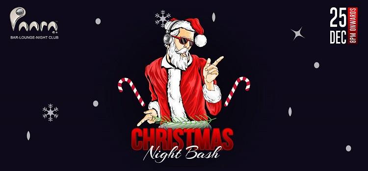 Christmas Eve Bash at Paara Night Club
