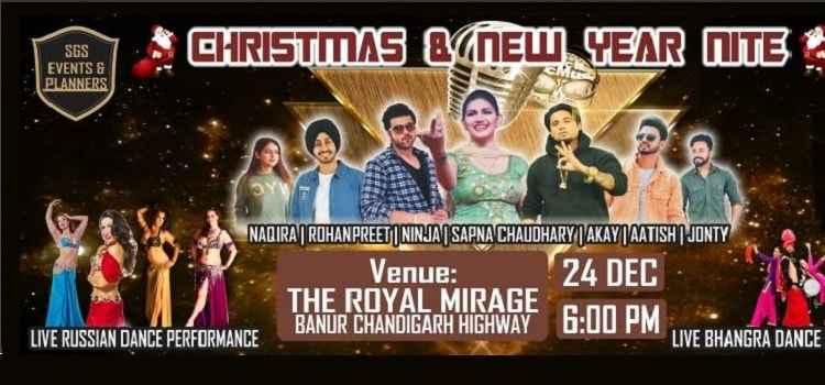 Christmas & New Year Nite At The Royal Mirage