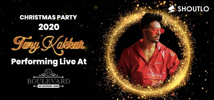 26 Boulevard Christmas Party Ft. Tonny Kakkar Live