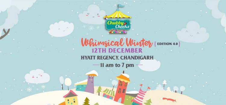 Chubby Cheeks Presents Whimsical Winter by Hyatt Regency