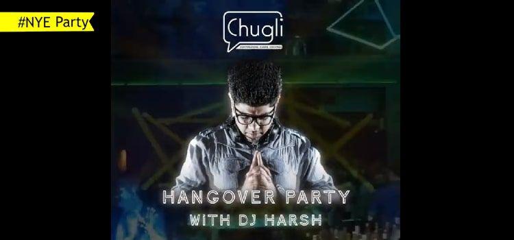 New Year Bash At Chugli Cafe Panchkula