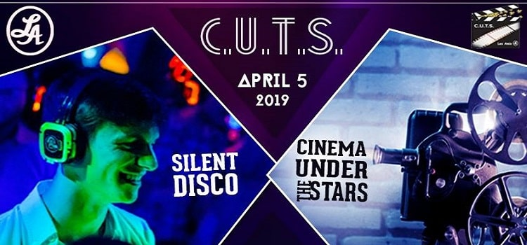 Cinema Under The Stars & Silent Disco At Kalagram