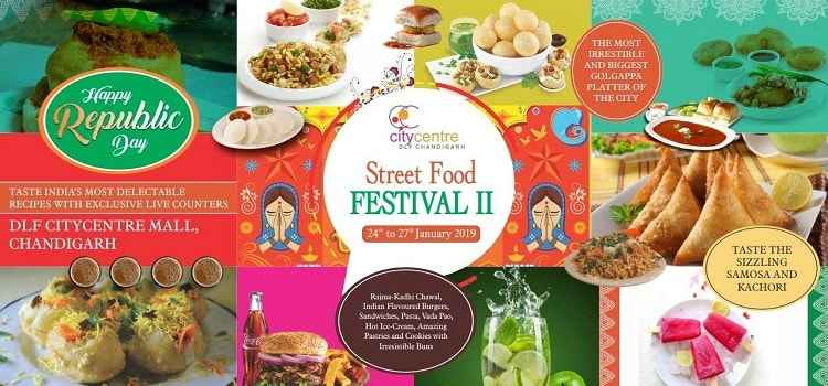 DLF City Centre Presents Street Food Festival