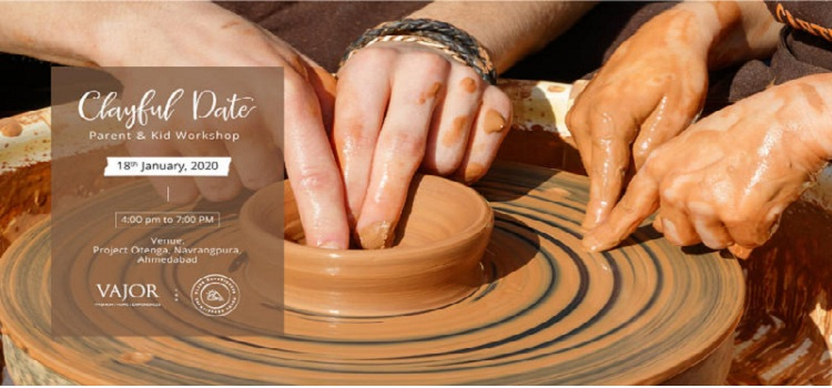 Clayfull Date - Pottery Workshop In Ahmedabad