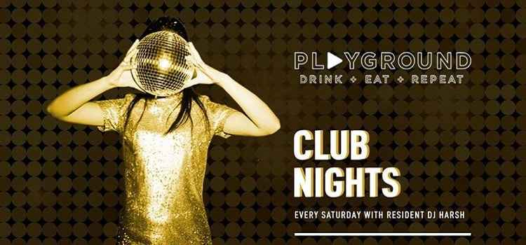 Club Night At Playground Chandigarh