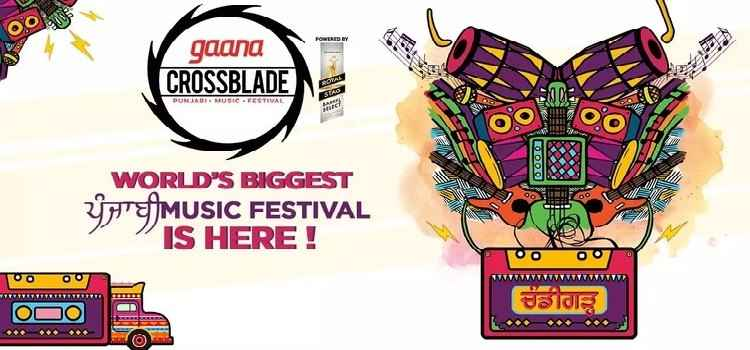 Come Alive At The Gaana Crossblade Music Festival At Chimney Heights This February