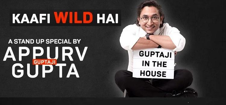 Comedian Appurv Gupta At 26 Boulevard