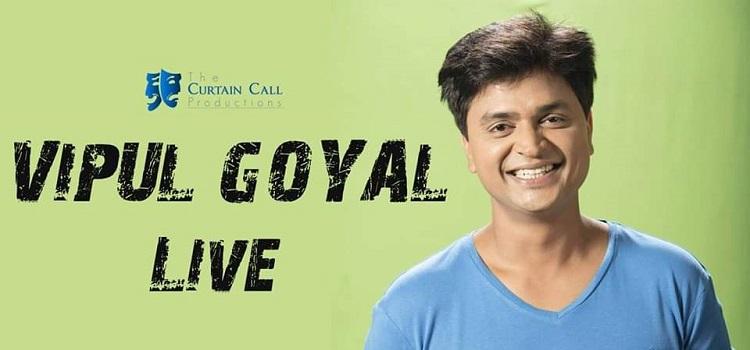 Comedian Vipul Goyal Live At Xtreme Chandigarh