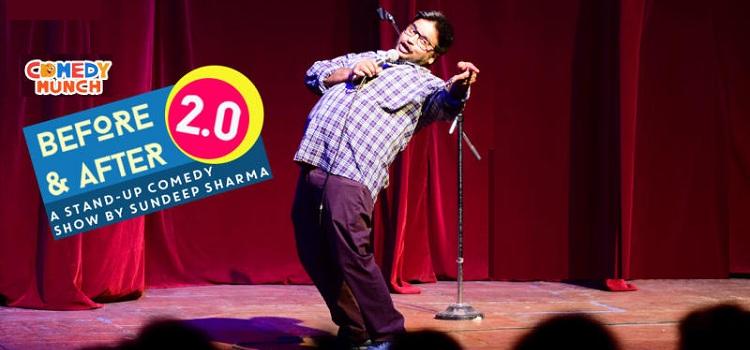Comedy Munch At Bargain Booze In Chandigarh
