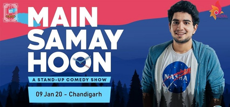 Comedy Show At Grapho In Chandigarh