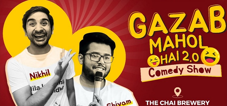 Comedy Show At The Chai Brewery Chandigarh