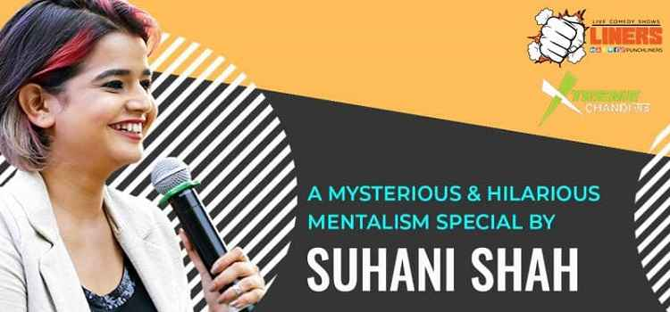 Comedy Show ft. Suhani Shah Live At Xtreme
