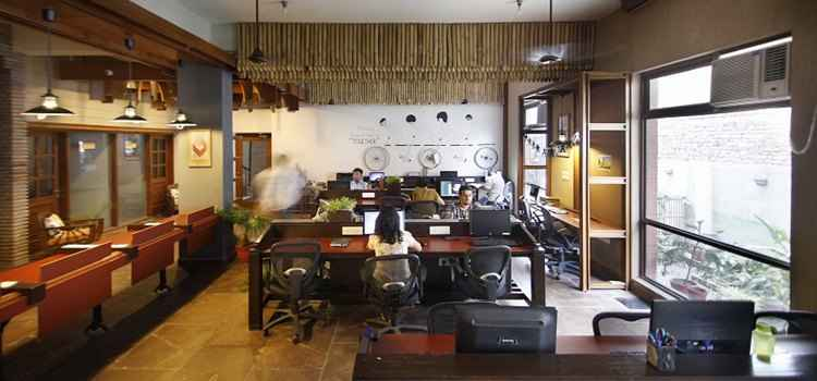 Connect.Create.Collaborate At These Coworking Spaces In Noida