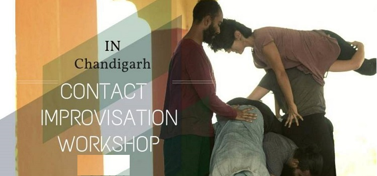 Experience The Joy Of Exploration Through Contact Improvisation