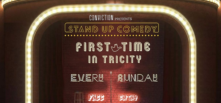 Stand Up Chandigarh Is Back Again Only At The Cellar