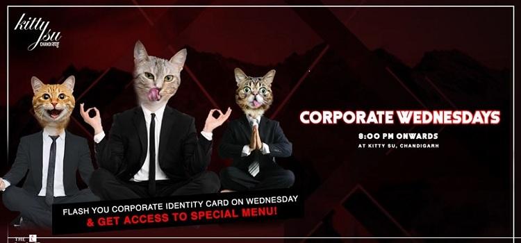 Corporate Wednesdays At Kitty Su Chandigarh