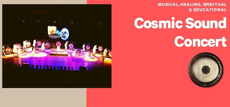 Cosmic Sound Wellness Concert In Ahmedabad