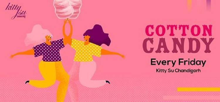 Cotton Candy Nights At Kitty Su Chandigarh