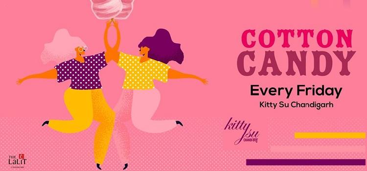 Cotton Candy Nights At Kittu Su Chandigarh by Kitty Su - The Lalit