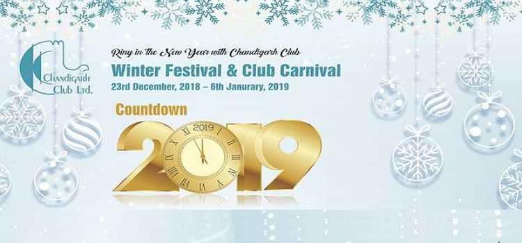 Countdown 2019: Winter Festival & Club Carnival