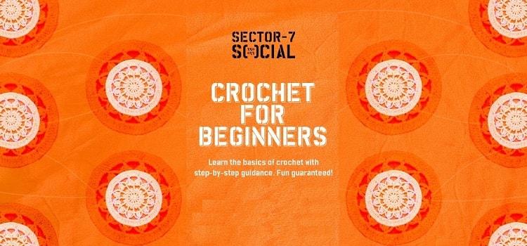 Crochet for Beginners - Workshop At Social