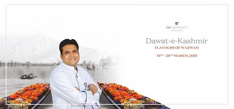 Daawat-E-Kashmir-Flavours Of Wazwan At JW Marriott