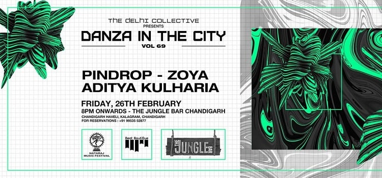 Danza Volume At Jungle Bar Chandigarh