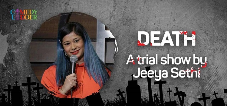 Death: A Virtual Trial Show By Jeeya Sethi