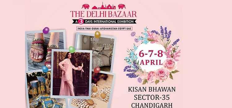 Delhi Bazaar Chandigarh Edition At Kisan Bhawan