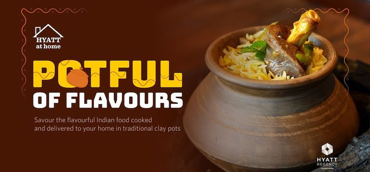 Hyatt At Home With Potful Of Flavours