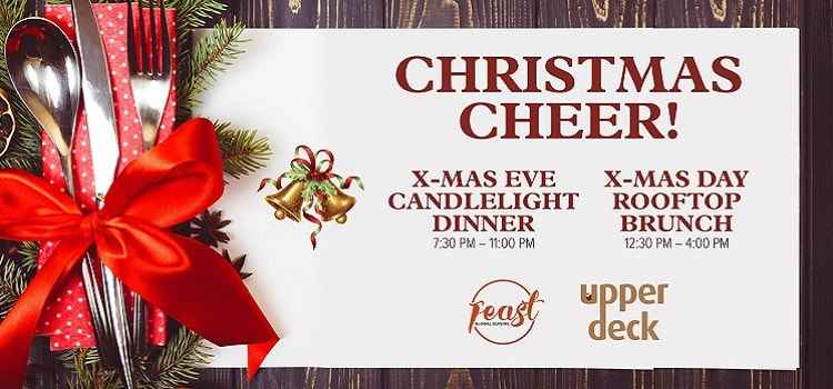 Delve Into A Delicious Christmas Feast At Radisson!