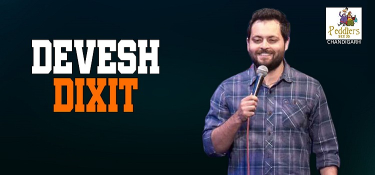 Comedy Show Ft Devesh Dixit At Peddlers Chandigarh