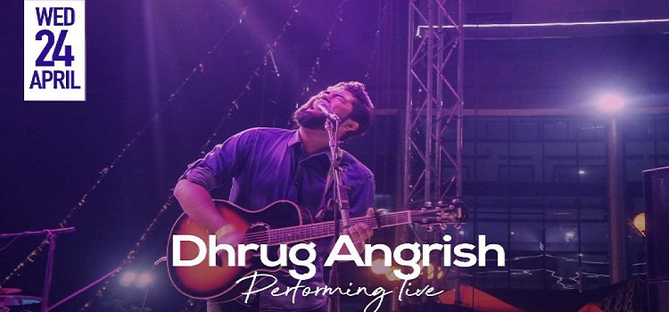 Dhruv Angrish Performing Live At 35 Brewhouse
