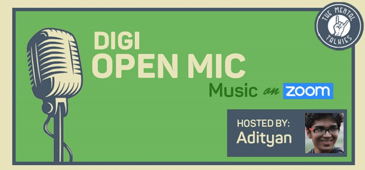DiGi Open Mic - Stand Up Comic by Online Events