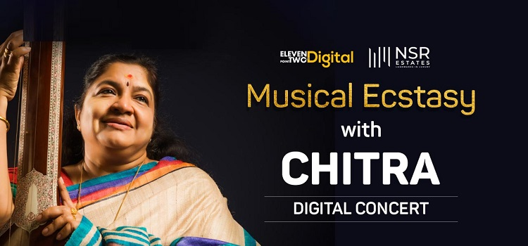 Digital Musical Ecstasy Concert With Chitra
