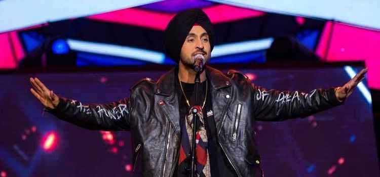 Diljit Dosanjh Live Concert In Chandigarh