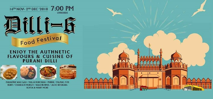Dilli-6 Food Festival: Explore The Hidden Flavors From Dilwalon Ki Dilli At Park Plaza, Zirakpur