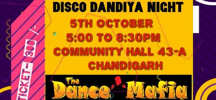 Disco Dandiya Night In Chandigarh