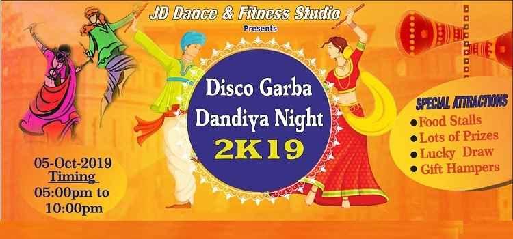 Disco, Garba & Dandiya Night In Chandigarh