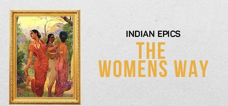 Online Discussion on Indian Epics -The Womens Way